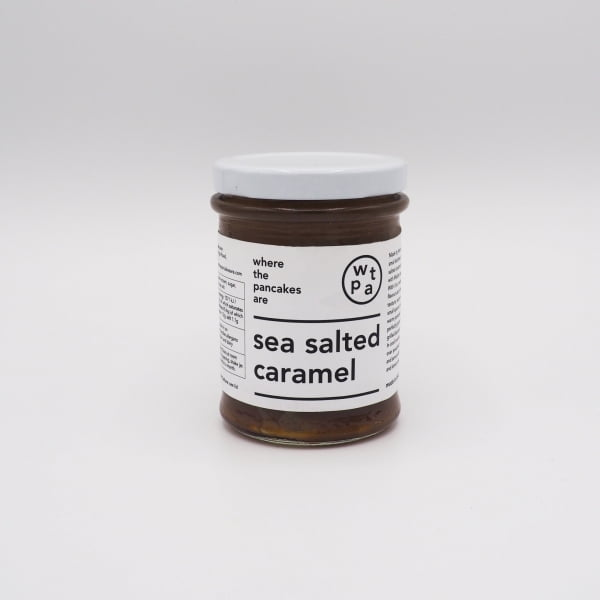 Jar of Sea Salted Caramel
