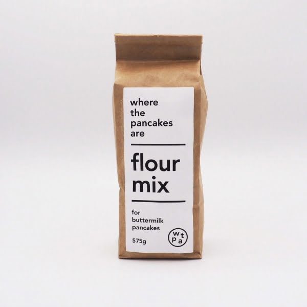 bag of flour mix for buttermilk pancakes