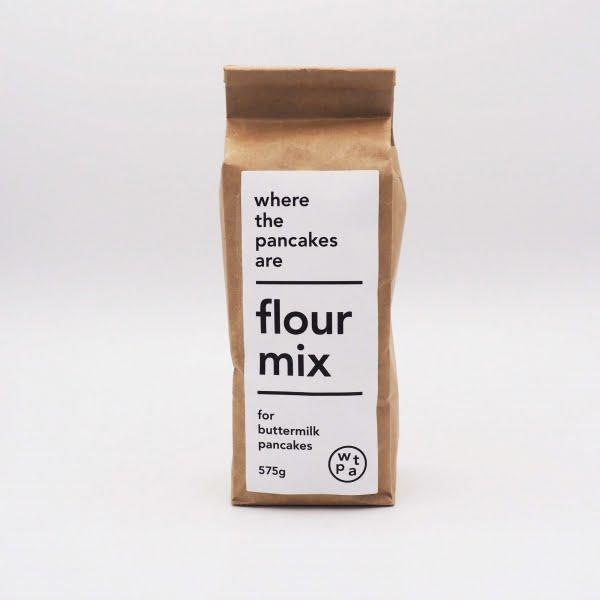 bag of flour mix for buttermilk pancakes