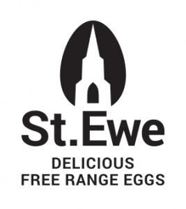 St. Ewe delicious free range eggs